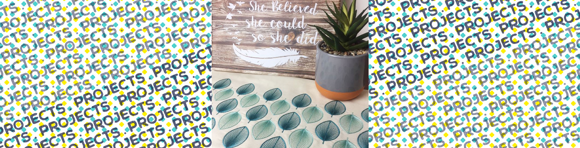 table runner sewing project